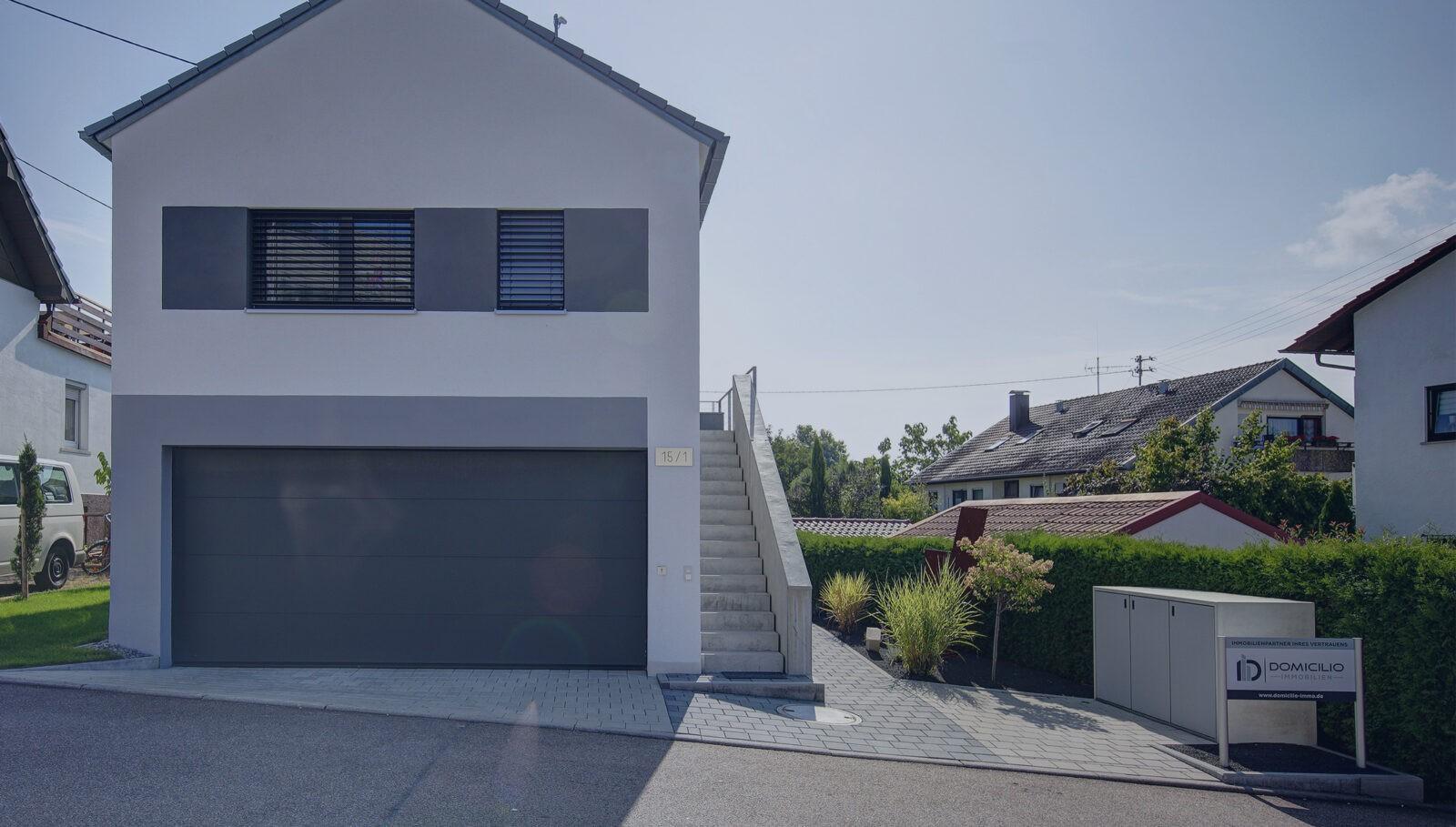 Domicilio Immobilien Büro in Winnenden